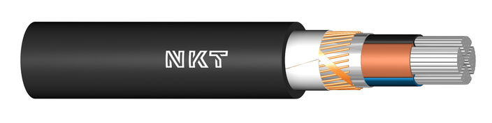 Image of AXQJ 0,6/1 kV cable and AXCMK-PE FleX 0,6/1 kV cable