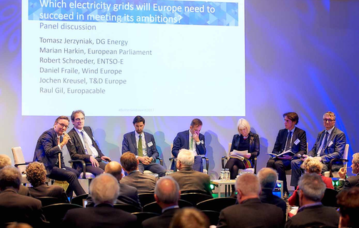 Grid Day conference hosted by Europacable