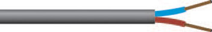 Image of GKA, H05RR-F cable